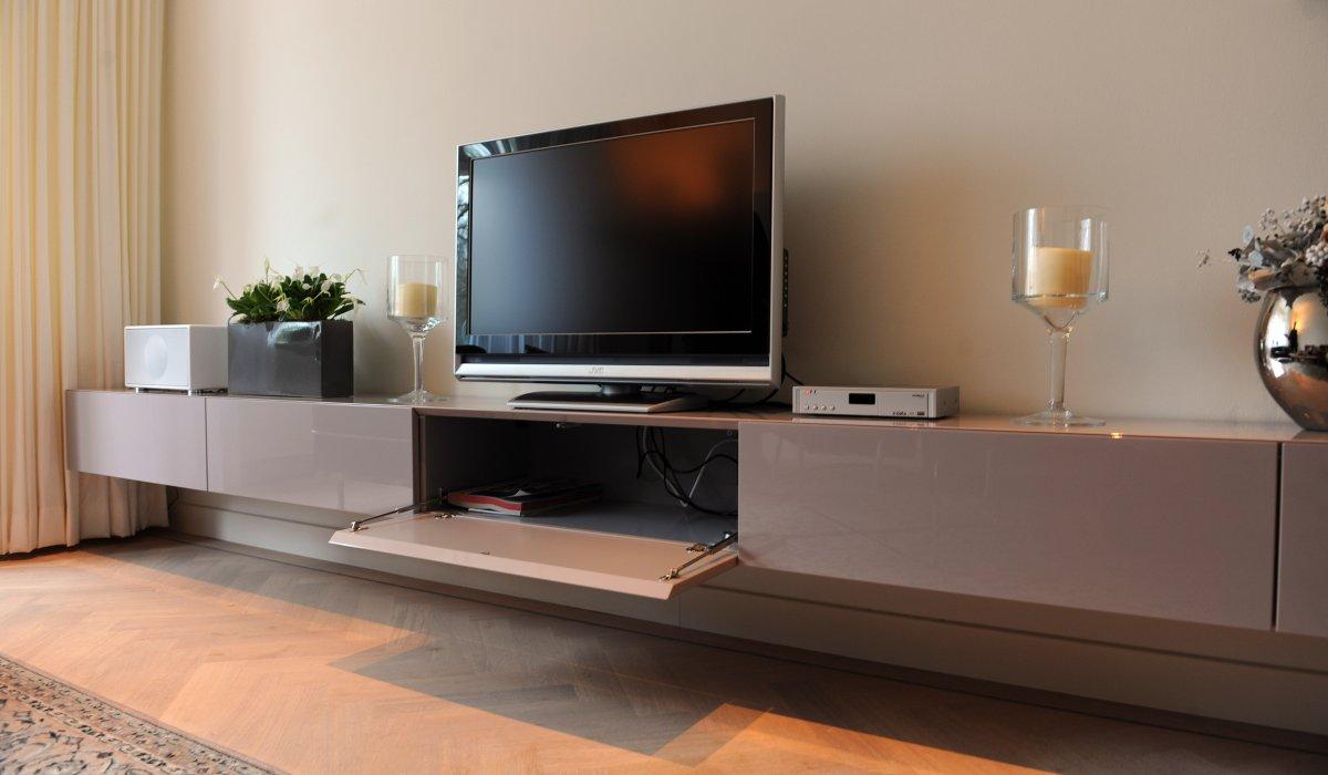 Zwevende Tv Kast : Zwevend tv meubel